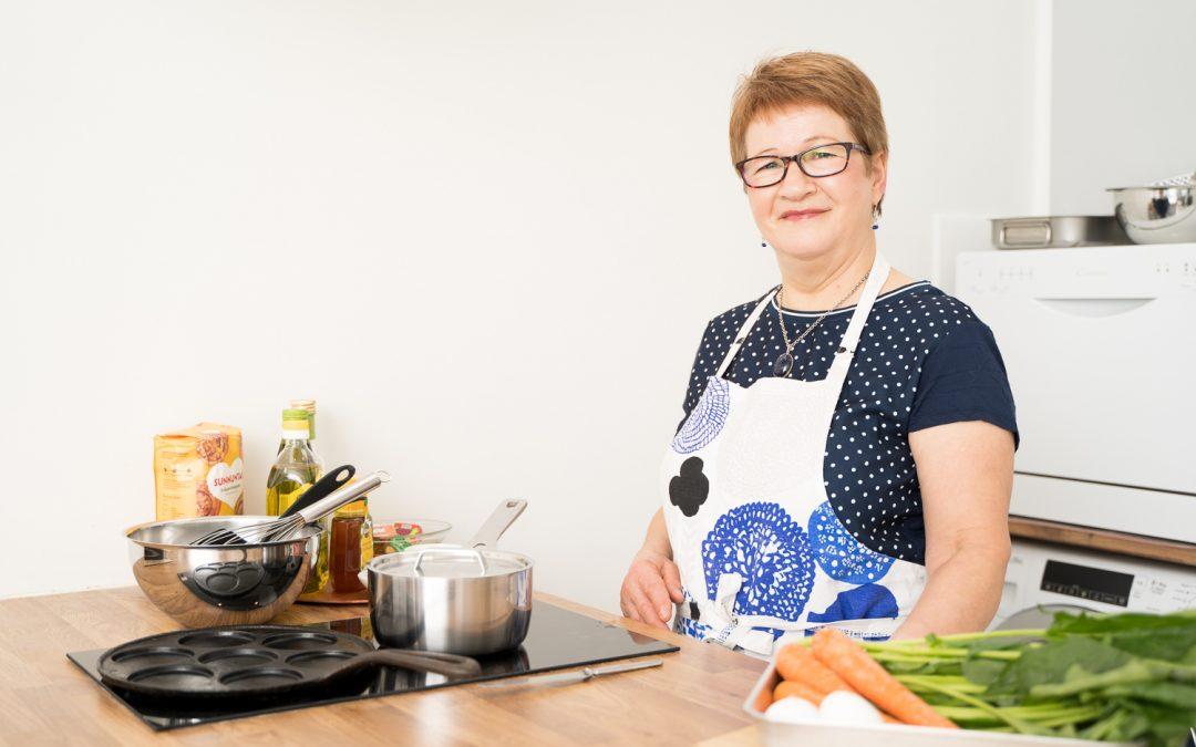 北欧キッチン